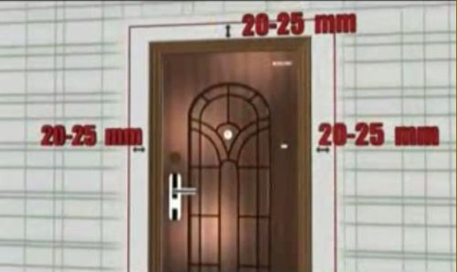 Видеокурс Установка входных стальных и  межкомнатных дверей