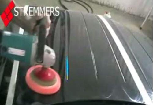 Видеокурс Полировка кузова автомобиля