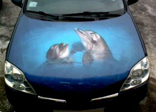 Видеокурс Ламинирование кузова автомобиля