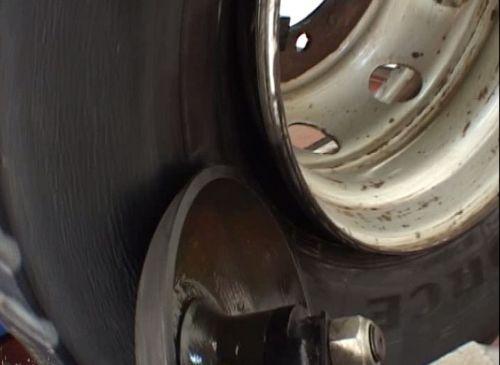 Видеокурс Шиномонтаж большегрузных  транспортных средств