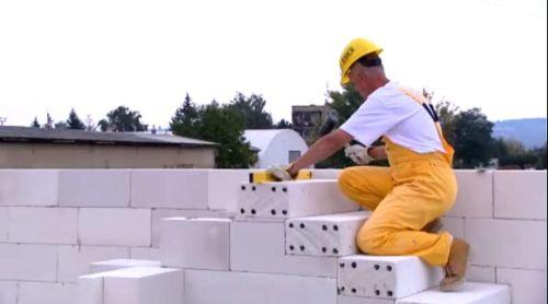 Видеокурс Строительство домов из  газоблоков