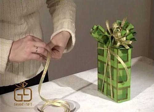 Видеокурс Упаковка подарков