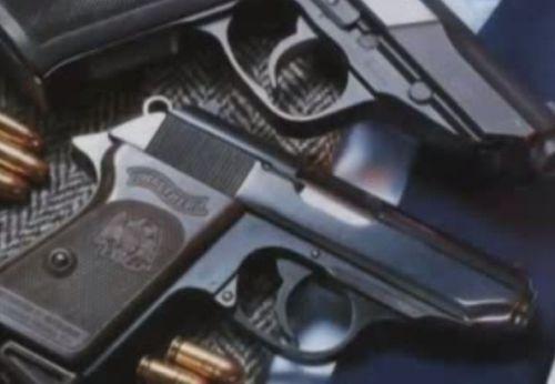 Видеокурс Техника стрельбы из пистолета
