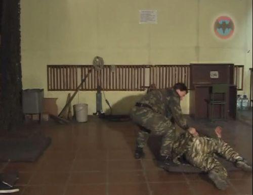 Видеокурс Боевое САМБО спецназа