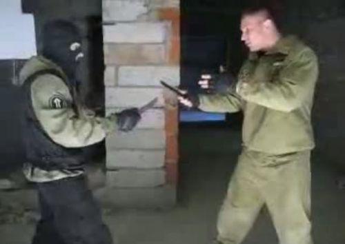 Видеокурс Инструктаж по ножевому бою