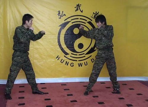 Видеокурс Боевая система китайского  спецназа