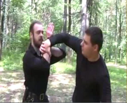 Видеокурс Русский рукопашный бой