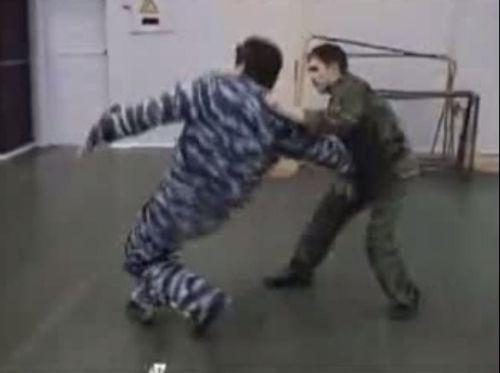 Видеокурс Технология рукопашного боя