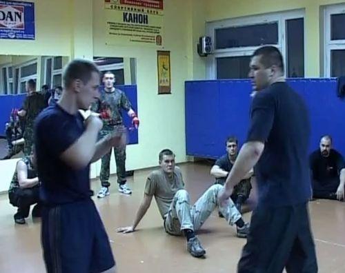 Видеокурс Уроки уличного бокса