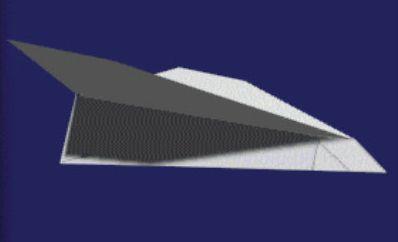 Видеокурс Создание бумажных самолетиков