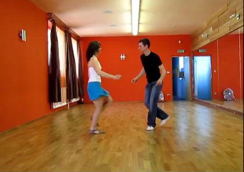 Видеокурс Учимся  танцевать