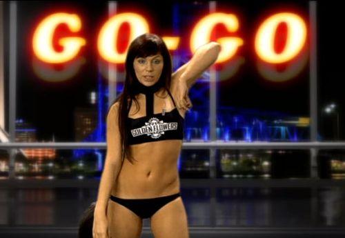 Видеокурс Обучаемся танцам Go-Go. Начальный уровень