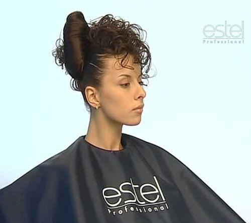 Видеокурс Прически для длинных волос