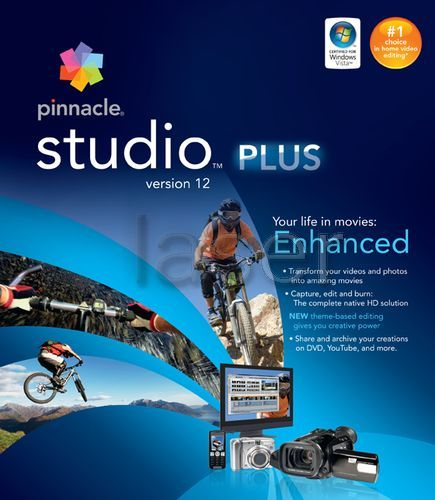 Видеокурс Pinnacle Studio Ultimate 12
