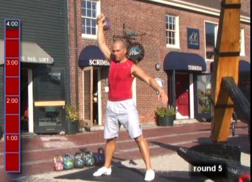 Видеокурс Гиревой спорт