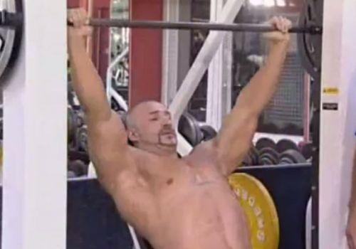 Видеокурс Упражнения по бодибилдингу