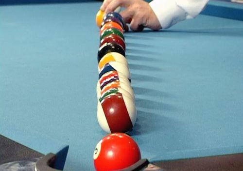 Видеокурс Уроки профессиональной игры на  бильярде
