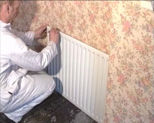 Видеокурс по монтажу радиаторов отопления