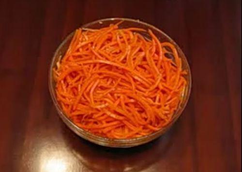 Видеокурс Корейская морковь