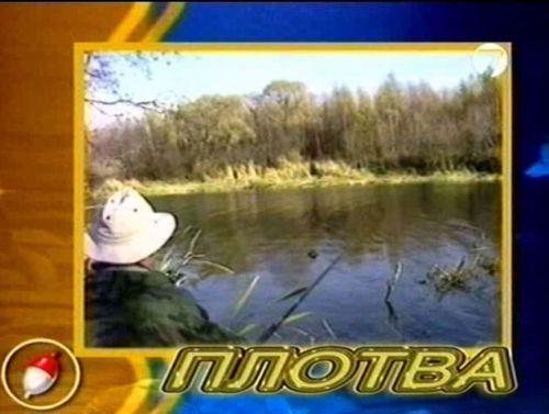 Видеокурс Осенняя ловля плотвы
