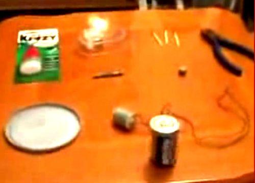 Видеокурс Простейший вечный двигатель