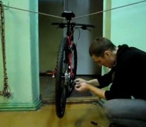 Видеокурс Настройка основных механизмов  велосипеда
