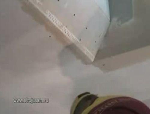 Видеокурс Установка шпаклевочных,  отделочных уголков