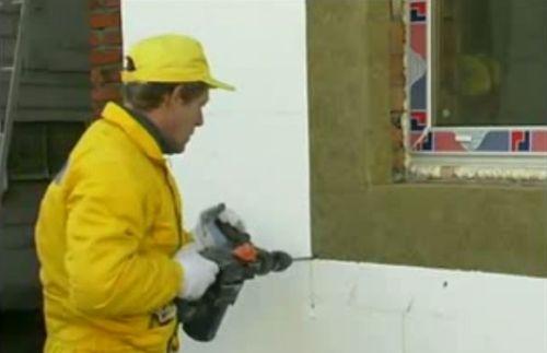 Видеокурс Утепление стен