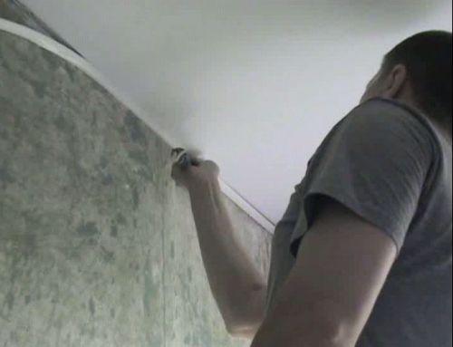 Видеокурс Установка тканевых бесшовных  натяжных потолков Descor